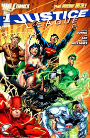 dc justice league